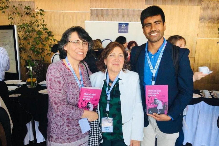 Entrevista a Edith Rivas Riveros, editora de la segunda obra escrita sobre la historia de la enfermería en Chile